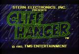 Cliff Hanger Arcade The video begins