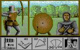 Iron Lord Commodore 64 Archery.
