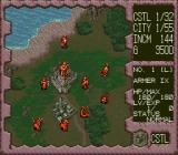 Dark Wizard SEGA CD As long as your leader is at a castle, he can summon monsters and hire troops.