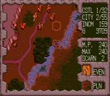 Dark Wizard SEGA CD Movement of your troops is largely affected by different terrain types.