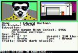 L.A. Crackdown Apple II A character profile