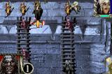 The Lord of the Rings: The Third Age Game Boy Advance The walls of Helm's Deep