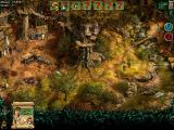 Robin Hood: The Legend of Sherwood Windows Sherwood forest zoomed out, the place you can train your merry men, produce arrows, and select your next mission