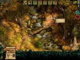 Robin Hood: The Legend of Sherwood Windows While in Sherwood forest, you can check each of your character's skills by mouse-overing him