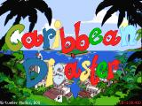 Caribbean Disaster DOS Title screen