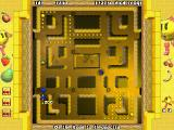 Ms. Pac-Man: Quest for the Golden Maze Windows The traditional eating of the ghosts