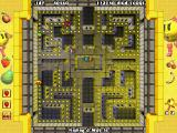 "Ms. Pac-Man: Quest for the Golden Maze Windows The first maze in ""Finding a way in"""