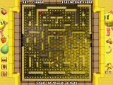 Ms. Pac-Man: Quest for the Golden Maze Windows Inside the temple of dots
