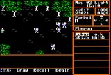 The Magic Candle: Volume 1 Apple II Lukas went out alone and was quickly ambushed by orcs.