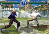 SoulCalibur II GameCube Attacking Voldo in weapons master mode