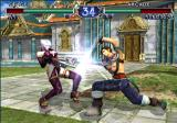 SoulCalibur II GameCube Blocking an attack...