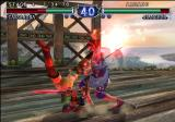 SoulCalibur II GameCube Each player features a variety of different moves