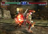 SoulCalibur II GameCube Cervantes is almost out of energy