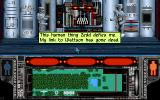 "Free D.C! DOS The enemy: The machine mastermind called ""Interface""."