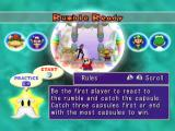 Mario Party 5 GameCube Mini game instructions