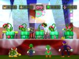 Mario Party 5 GameCube A mini game: which plant dances differently from the rest?