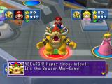 Mario Party 5 GameCube It's a Bowser mini game!!