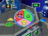 Mario Party 5 GameCube Trading places with another player