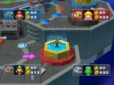 Mario Party 5 GameCube Luigi is transported to a new location