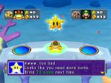 Mario Party 5 GameCube Oh no, Bowser doesn't have enough coins to buy the star!