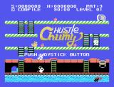 Hustle! Chumy SG-1000 Title screen