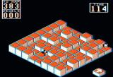 Spindizzy Apple II The maze