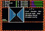 The Dark Heart of Uukrul Apple II We're off!