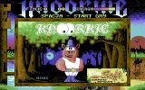 Knoorkie Commodore 64 Title screen
