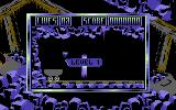 Under the Ground Commodore 64 Level 1