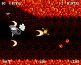 Zool Amiga Bonus Level - Genuine shooter with different kind of weapons