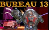 Bureau 13 DOS Title Screen