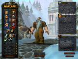 World of Warcraft Windows Creating your character ... choose your race, class, gender, name, and features