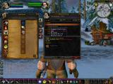 World of Warcraft Windows Access your skills and spells in the spellbook and use your professions to make different items