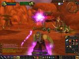 World of Warcraft Windows Summoning an imp as an orc warlock