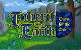 Inherit the Earth: Quest for the Orb DOS Title Screen