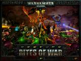 Warhammer 40,000: Rites of War Windows Main Menu