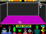 Cage Match ZX Spectrum and I fall to my doom!