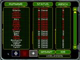 Wing Commander: Prophecy Windows The kill board