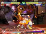 Capcom Fighting Evolution PlayStation 2 Darkstalkers just don't play nice.