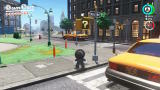 Super Mario Odyssey Nintendo Switch Nice crosswalk. Not sure if it does a good job at directing pedestrians though