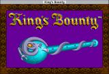 King's Bounty Macintosh Title screen (Color)