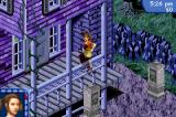 The Sims: Bustin' Out Game Boy Advance The haunted house of Ephram Earl