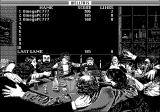 Welltris Macintosh High score table (B&W)