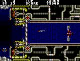 Aerial Assault SEGA Master System Watch out for the floor sweeper