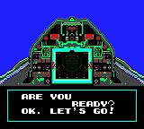 Aerial Assault Game Gear Hey! The game didn't let me answer the question