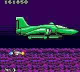Aerial Assault Game Gear Boss