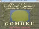 Mind Games Entertainment Pack for Windows Windows 3.x Title screen (Gomoku)
