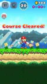Super Mario Run Android Course Cleared!
