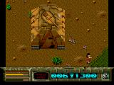 Time Soldiers Amiga Monster Boss