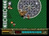 Time Soldiers Amiga Look behind you, a three-headed dragon!